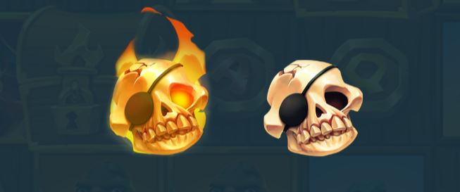 Skulls up wild
