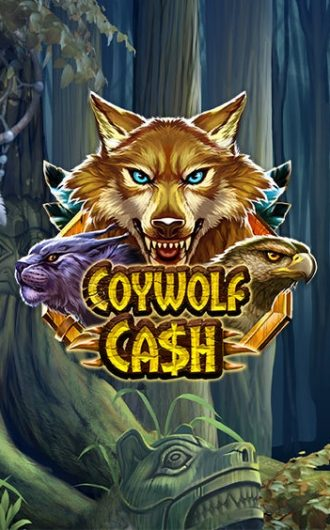 Coywolf cash kolikkopeli