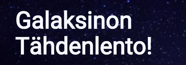 Galaksinon tähdenlento kampanja
