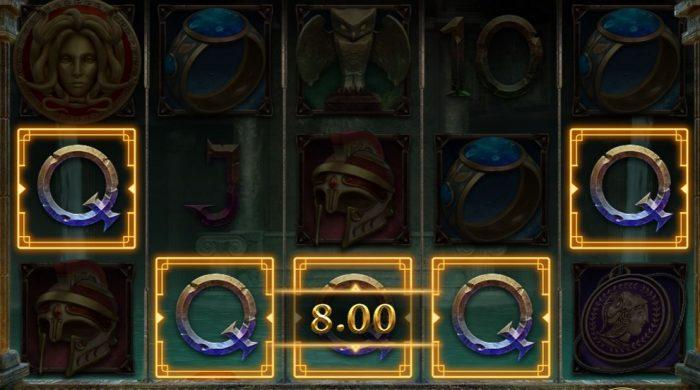 Shield of Athena voitto