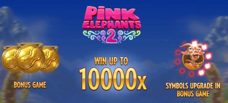 Pink elephants 2 bonus