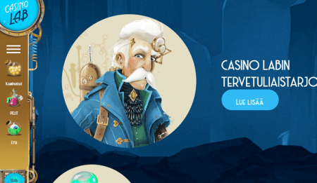 Casinolab bonus