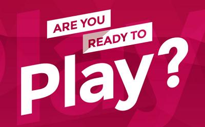 Leander Games slogan