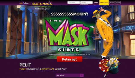 Slots Magic kolikkopeli