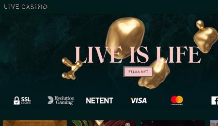 LiveCasino-kasino