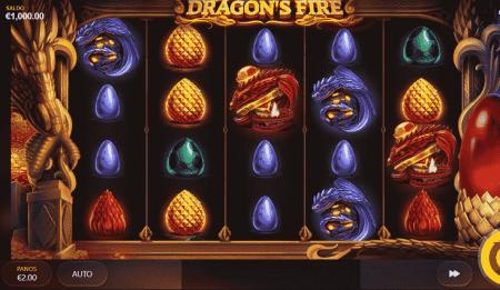 Dragon's Eye kolikkopeli