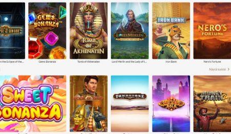 Super Seven Casino kolikkopelit