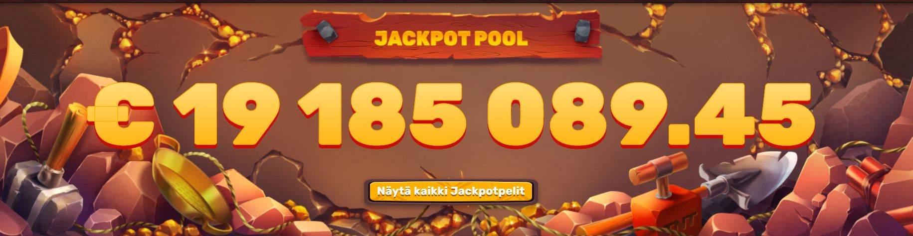 5Gringos Casino jackpotit