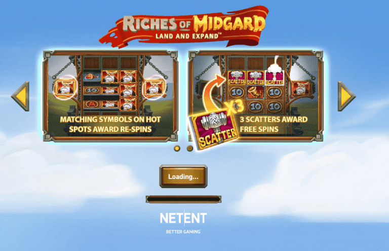 Riches of Midgard