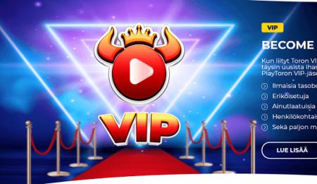 Playtoro Casino vip