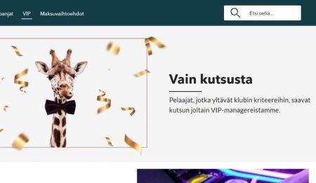 Skol Casino VIP-klubi