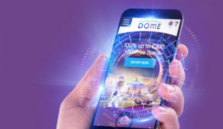 Casino Dome mobiilissa