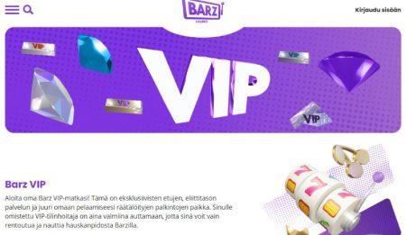 Barz Casino VIP
