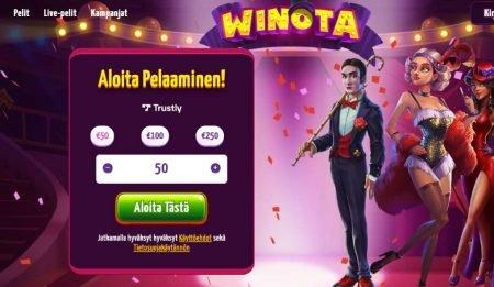 Winota Casino teema