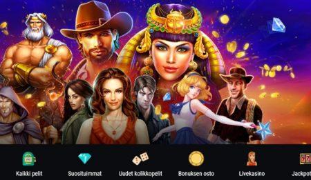 Tervetuloa Betamo Casinolle