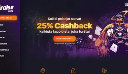 Praise Casino etusivu