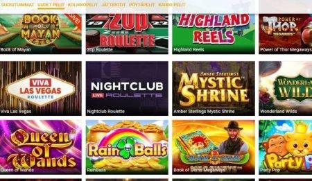 Winner's Magic Casino kolikkopelit