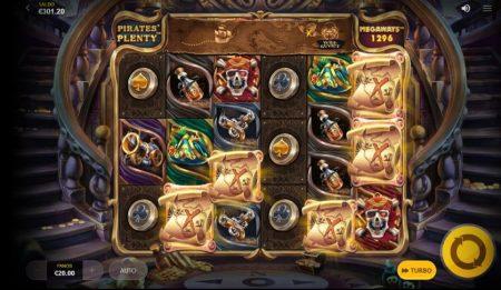 Pirate's Plenty Megaways Wild