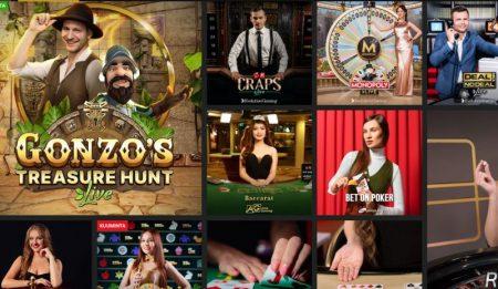 18Bet Casino livekasino