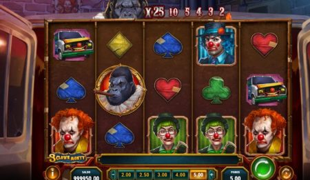 3 Clowns Monty peruspeli