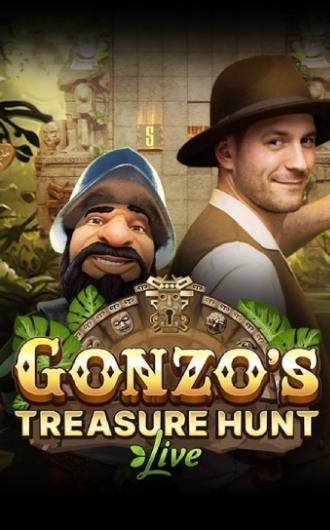 Gonzo's Quest Treasure Hunt Live