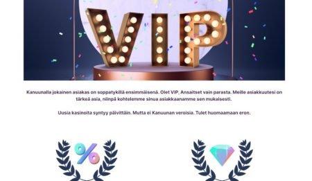 Kanuuna Casino VIP