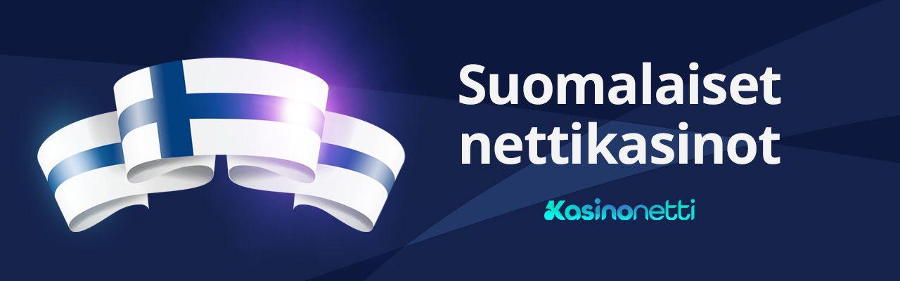 Kasinonetti listaa suomalaiset kasinot