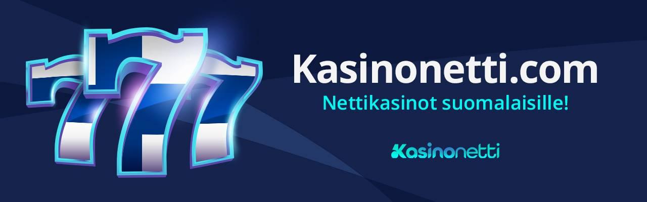 Kasinonetti - nettikasinot suomalaisille