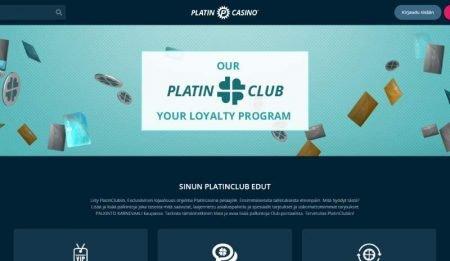 Platincasino PlatinClub