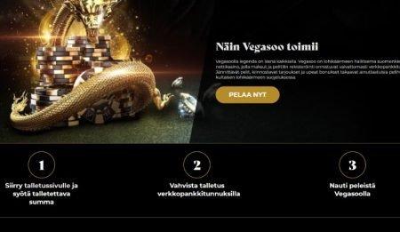 Vegasoo Casino pikakasino