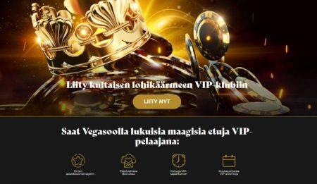 Vegasoo Casino VIP