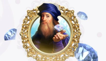 Da Vinci's Casino timantit