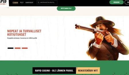 Rapid Casino nopeat kotiutukset