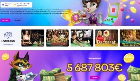 Cat Casino turnaukset