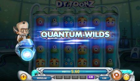 Dr. Toonz Quantum Wilds